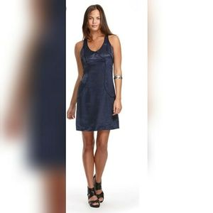 Richard chai target Tuxedo dress envy blue NWT 3